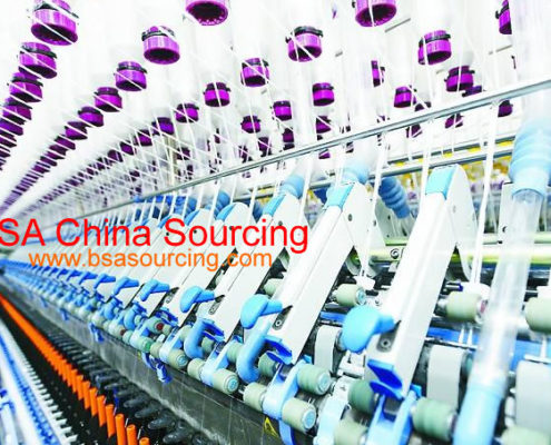 China textile and clothing industry cluster