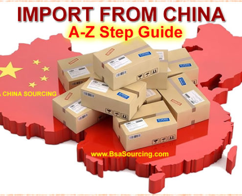 Importing from China:A-Z Step Guide|How to import from China