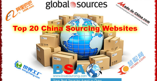 Top 20 China Sourcing Websites to Start your Business