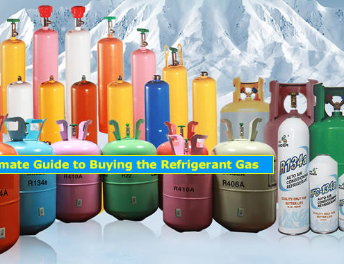 Ultimate Guide to Buying the Refrigerant Gas